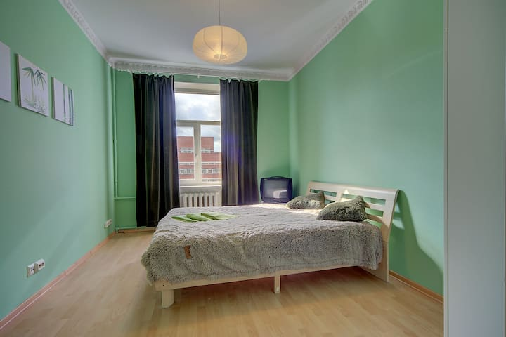 Тихий оазис в центре города - Sankt-Peterburg - Apartment