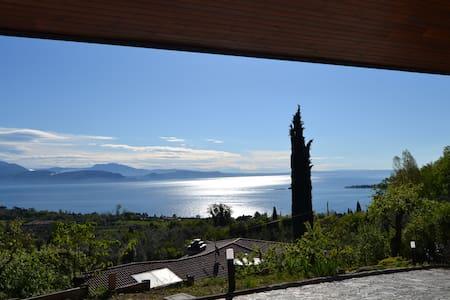 Villa Luisa appartamento vista lago - San Felice del Benaco - Apartamento