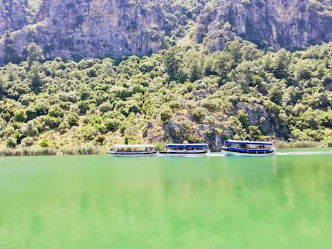 My River Home Dalyan  The best location in Dalyan