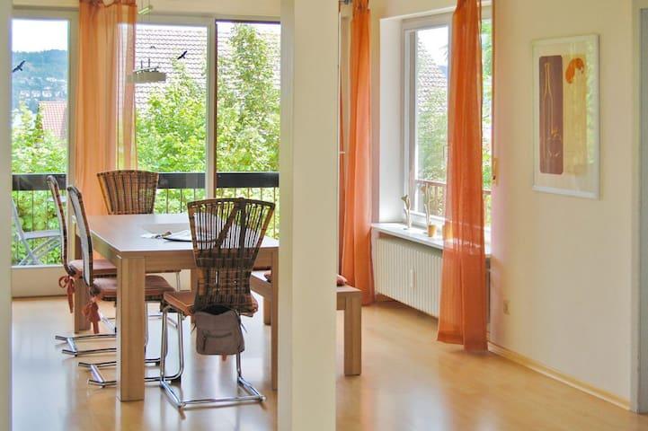 Merk Ferienwohnungen GbR- Untere Schlosshalde 15b, (Bodman-Ludwigshafen), Ferienwohnung 85qm, 2 Schlafzimmer, max. 4 Personen