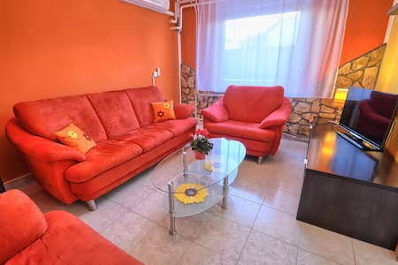 2BD house in Šikići just outside Pula for 4 person - Pula - House