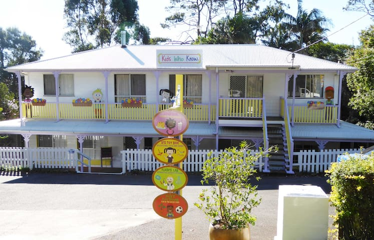 Kids Who Know House Apartment - Tamborine Mountain