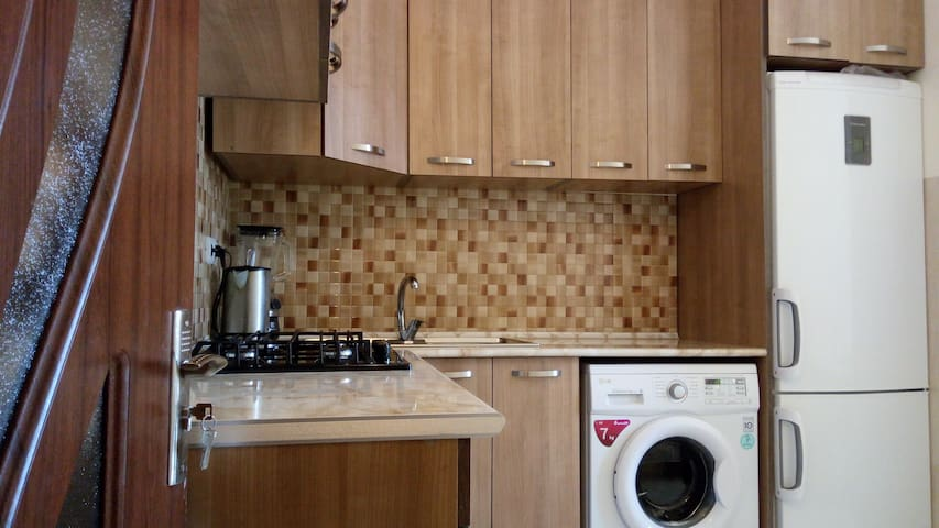 Cosy appartment (63m2) close to the center (10min) - Yerevan - Apartment