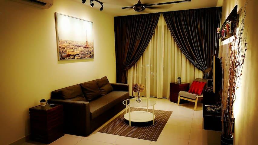 Lido Residency 丽都, Kuala Lumpur - Kuala Lumpur - Apartamento