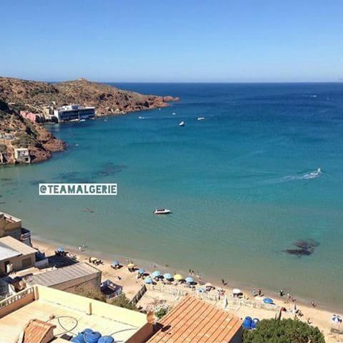 trés belle maison sur mer Cap FALCON - Mostaganem - Holiday home