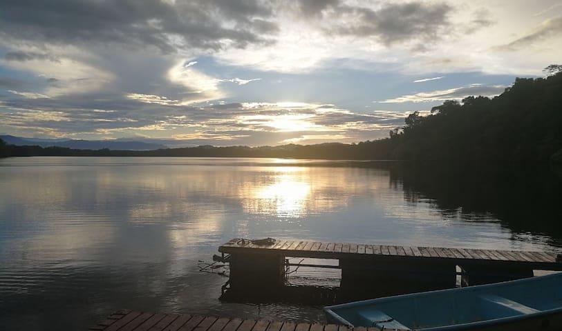 Sierpe River Camp #2