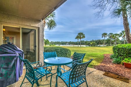 Lovely Villa in Sea Pines Hilton Head - ヒルトンヘッドアイランド