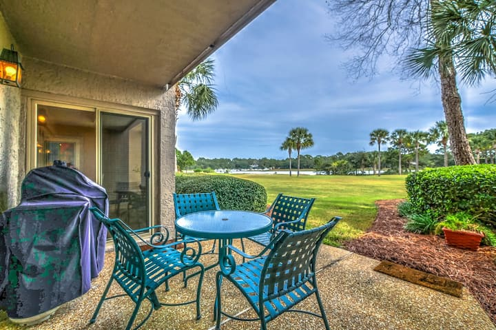 Lovely Villa in Sea Pines Hilton Head