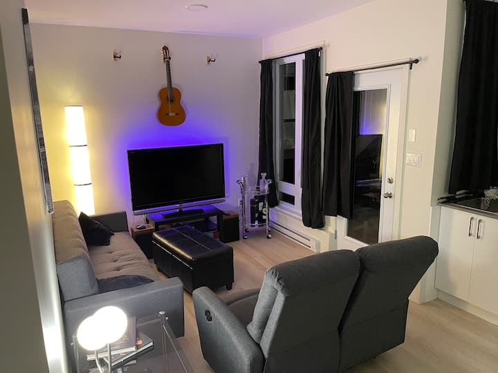 FULL APARTMENT (9 min walk from central downtown)