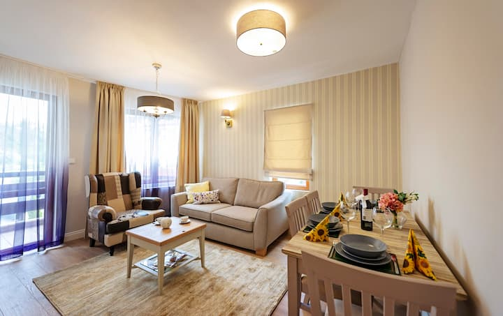 5* exclusive 2-bedroom ski apartment, Predela LUX