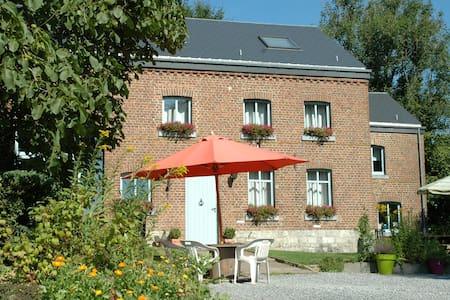 La Grange d'Ychippe - Ardenne 12 p. - Ciney - Haus