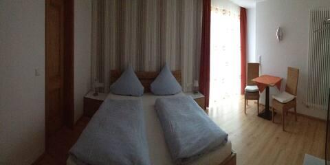 Bäuerlehof, (Seebach), Doppelzimmer Standard mit Dusche und WC