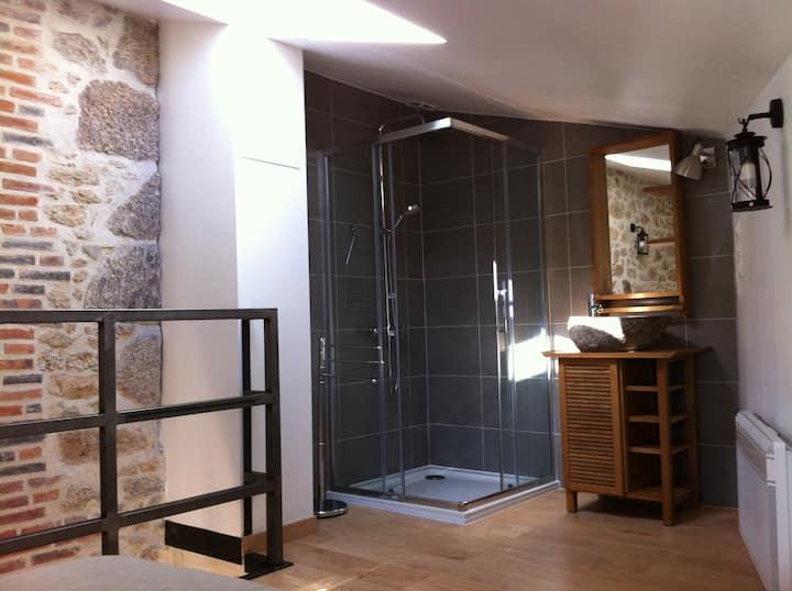 Studio à 5mn du Puy du Fou