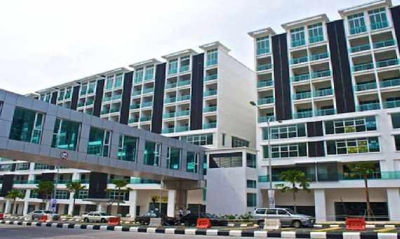 Cliveden@Plaza Damas 3,Sri Hartamas - Kuala Lumpur - Ortak mülk