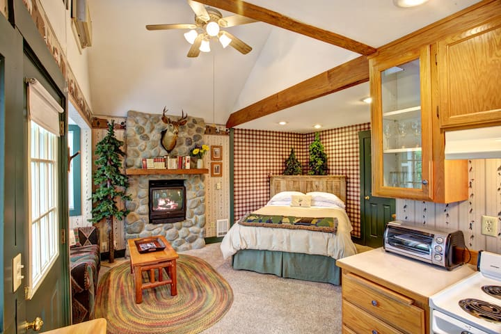 Cabin-like Retreat in Puyallup - Puyallup - Apartemen