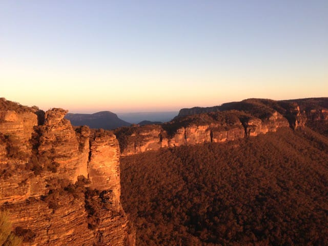 Ruby's Private Retreat - Sth Katoomba luxury home