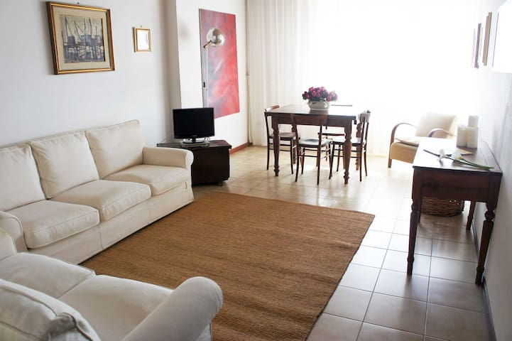 Wonderfull view, 10 min to the sea - Pesaro - Appartement