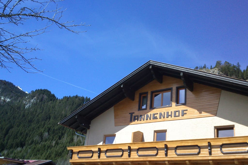 Apartment for two appart 39 h tels louer w ngle tirol for Louer appart hotel