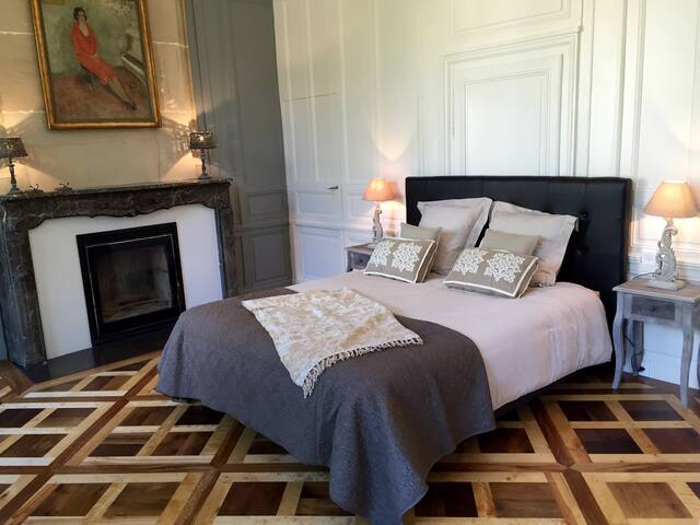Chambre Royale - Saint Dizier - Penzion (B&B)
