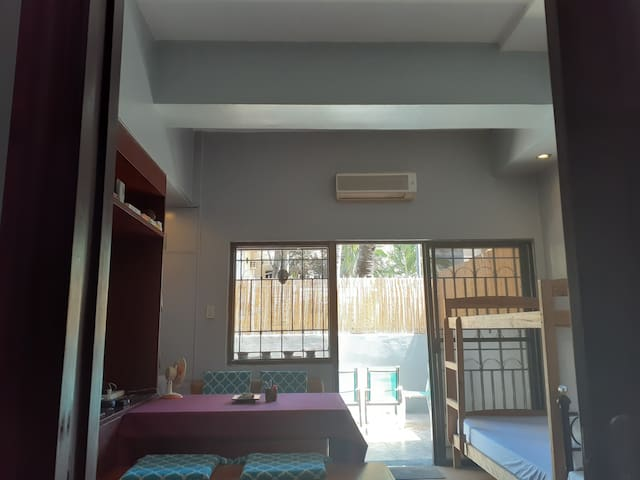 Spacious Hostel with Lots of Natural Lighting