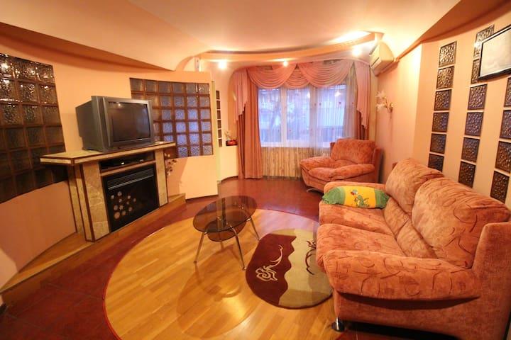 Двухкомнатная квартира в центре г.Сочи - Soči - Byt