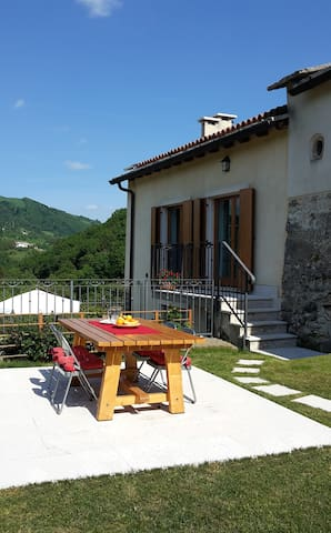 Rural house with fantastic view - Cerro Veronese - Wohnung