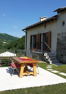 Rural house with fantastic view - Cerro Veronese - Lejlighed