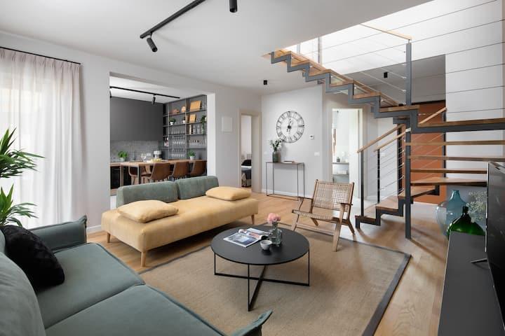 Novi moderno opremljen apartman Vita