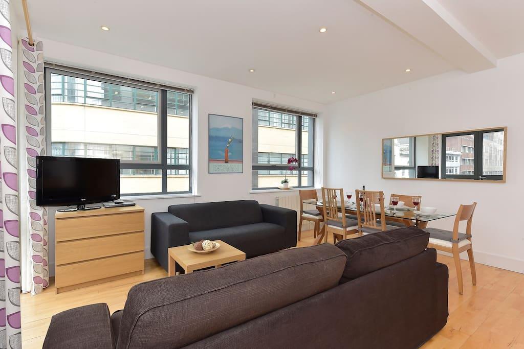 Tatiana apartment 2b sup free wifi apartamentos en for Alquiler piso londres
