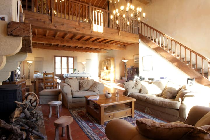 Huge 20 Bedroom estate near Mirepoix and Pyrenees
