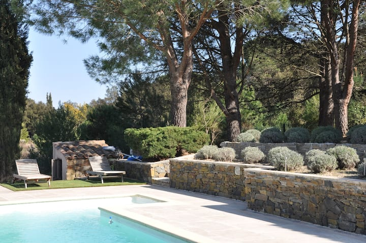 Le Bastidou Private Villa Near St Tropez with Pool