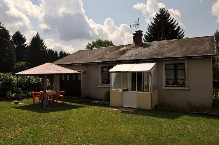 maison Morvan des Lacs - Dun-les-Places - Haus