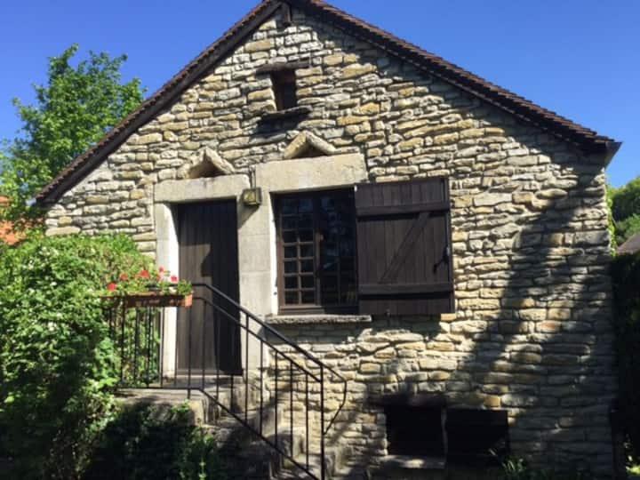 Romantic Cottage Stigny, Burgundy