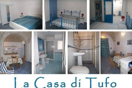 Casa di tufo - Favignana