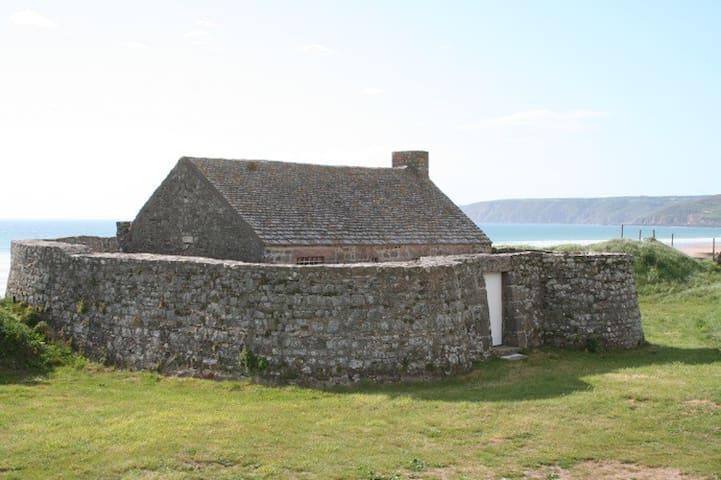 Le Fort de Vauville