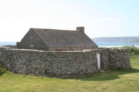 Le Fort de Vauville - Vauville - Casa