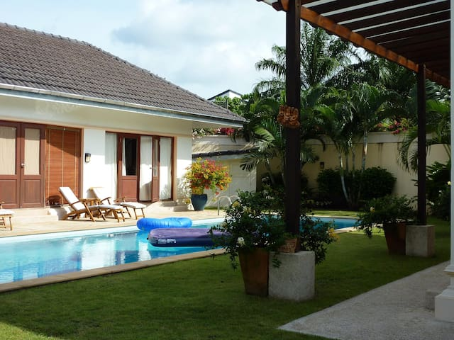 Luxury Pool Villa - Kathu  - House