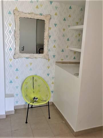 Coroa del Mar. Apartamento Duplex 5 pax+WIFI