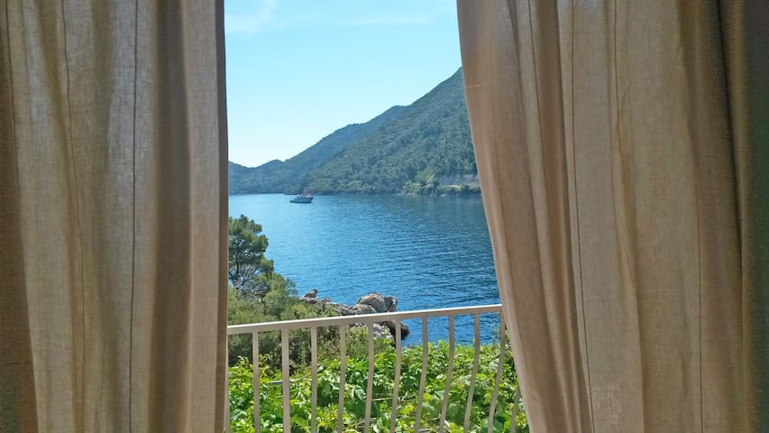 Mljet 2 You - seafront app 2+2 - Sobra - Apartment