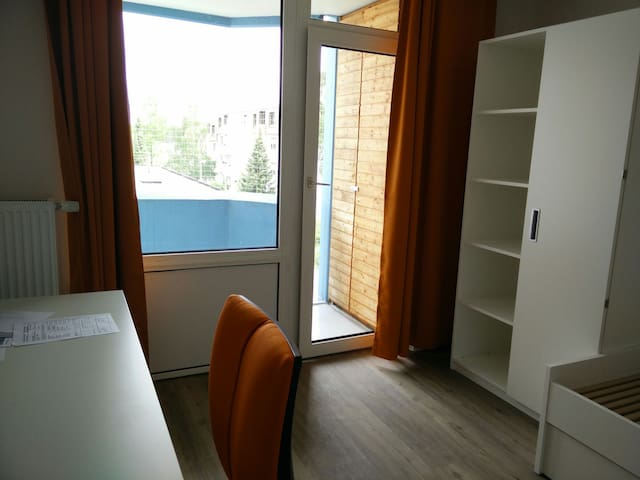 Private Comfortable New Room.. - Kaiserslautern - Apartment