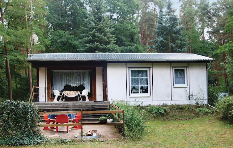 Holiday cottage with 2 bedrooms on 42 m² in Templin OT Gr. Dölln