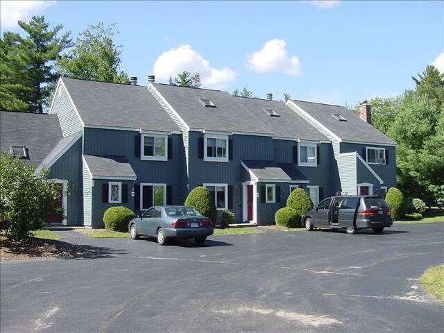 Alpine Village North Woodstock, NH - Woodstock - Wohnung