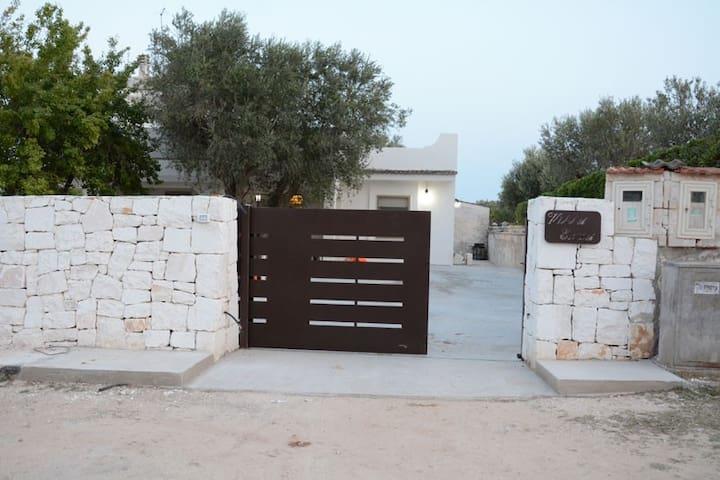 BO005 Villa Enza with Garden