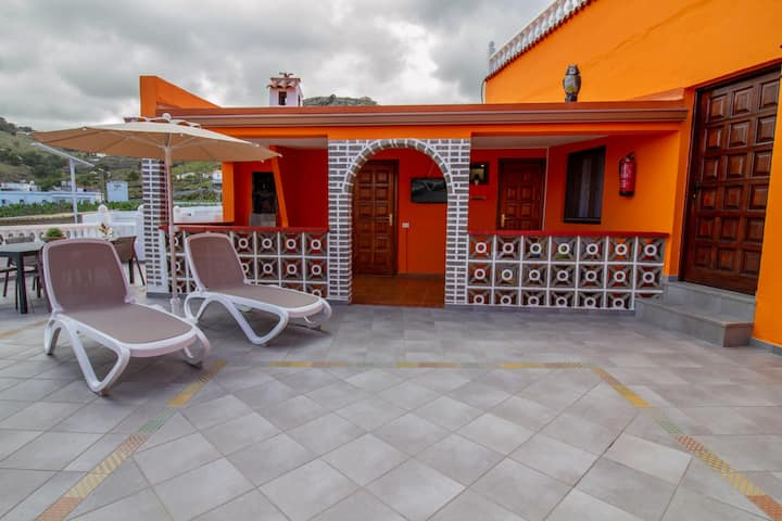 Casa Marjoes II - Terrace + BBQ + Parking