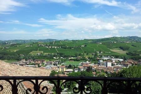 Trilocale Langhe in antico borgo  - Neive