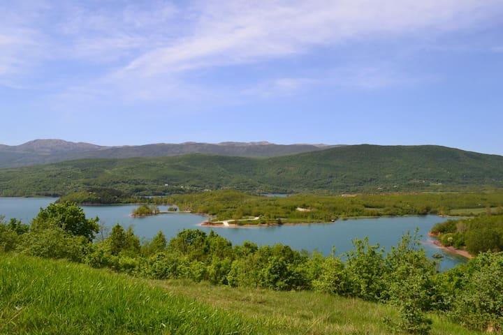 Peruca Lake View Holiday House - Vrlika - Byt