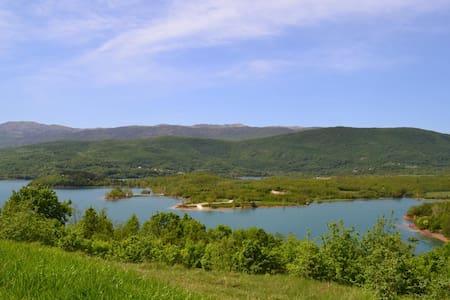 Peruca Lake View Holiday House - Vrlika - Apartment