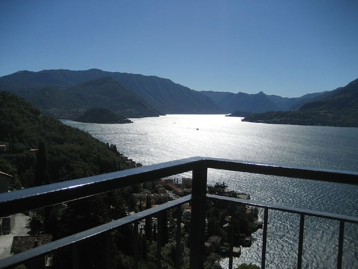 Punta del Sole - the most spectacular view of Lake