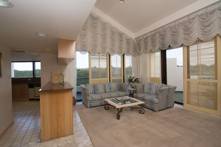 Executive Seaside Penthouse Condominium