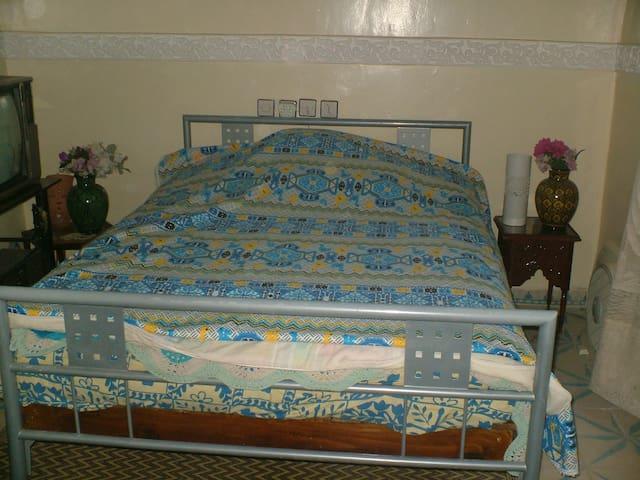 CHAMBRE HALIMA RIAD KARMEL - Marrakesh - Huis